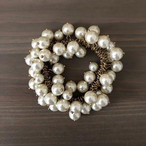 ▫️ Jcrew Faux Pearl Bracelet ▫️